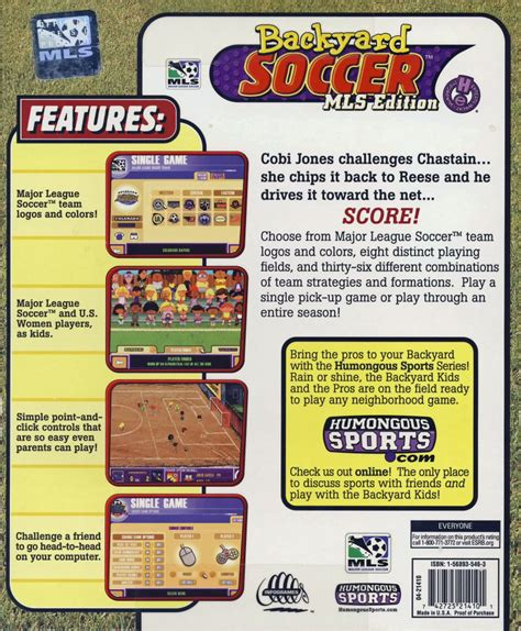 play backyard soccer online backyard soccer mls edition 28 images backyard soccer mls edition 2001 macintosh