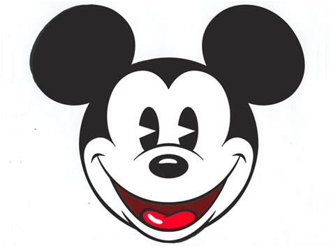 Mickey Mouse by Printable Mickey Mouse Cliparts Co
