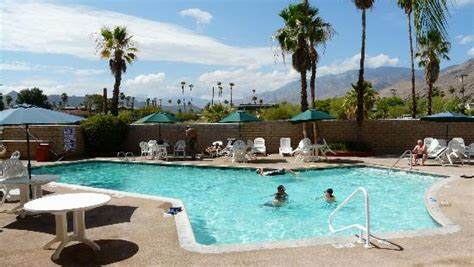 comfort inn palm springs ca pool view picture of comfort inn palm springs tripadvisor
