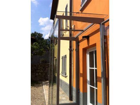 tettoia per porta bussola with tettoia trasparente