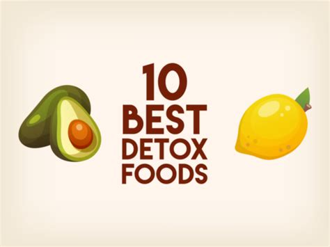 The Best Detox Foods by 10 Best Detox Foods The Room