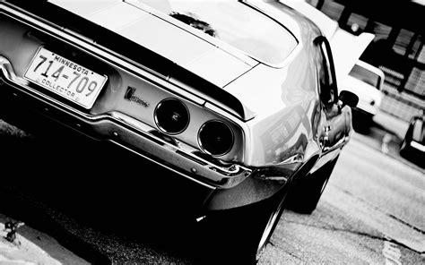 fotos en blanco y negro hd clasico blanco y negro coche camaro imagenes