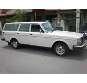 1979 Volvo 245DL  Information And Photos MOMENTcar