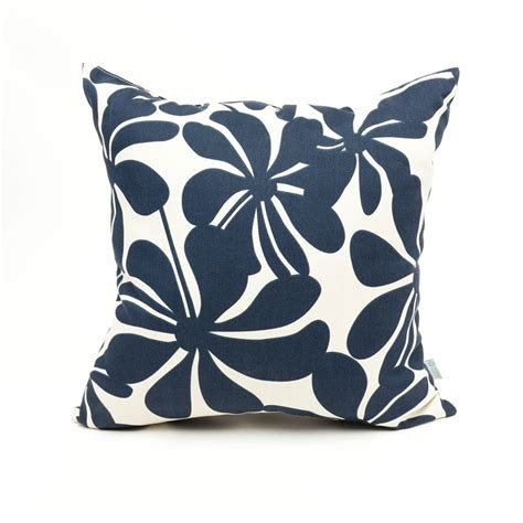 decorative pillows home goods shop majestic home goods navy blue plantation floral