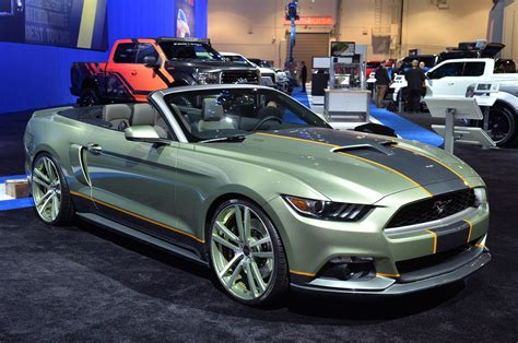 mustang sema 2014 car pictures and photo galleries autoblog