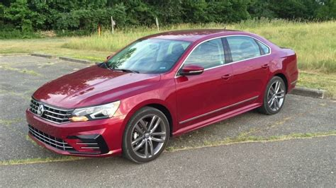 volkswagen passat r line 2016 2016 volkswagen passat r line in depth review