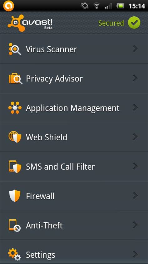 avast anti theft rooted apk avast llega a android algo m 225 s que un antivirus el androide libre