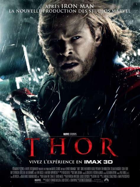 film marvel streaming vf affiche du film thor affiche 5 sur 6 allocin 233