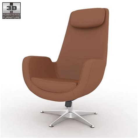 ikea swivel armchair ikea arvika swivel armchair 3d model humster3d