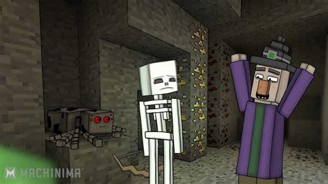 minecraft la invasian de doblaje minecraft 161 alguien nuevo aparece en la mob squad