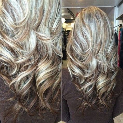 painting lowlights on gray hair top 25 ideas about platinum blonde highlights on pinterest
