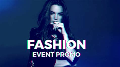 Videohive Fashion Event Promo Free Download Free After Effects Template Videohive Projects Event Promo Template Free