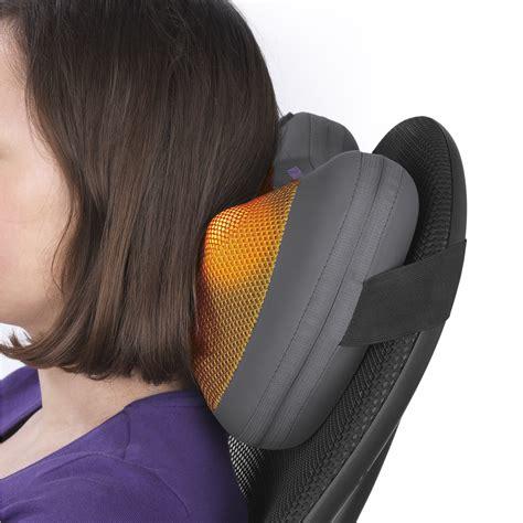 cuscino shiatsu vitalmaxx shiatsu cuscino per massaggi dispositivo