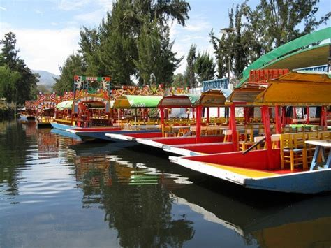 jardin xochimilco croisi 232 re aux jardins flottants de xochimilco
