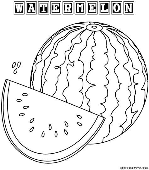 watermelon plant coloring page watermelon coloring page 3064 coloring page watermelon in