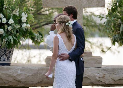 Henry Hager And Jenna Bush Wedding   Zimbio