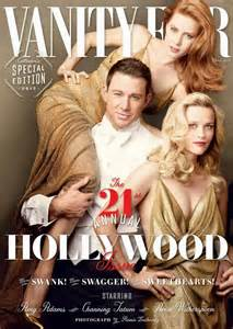 Cover Of Vanity Fair by Vanity Fair Cover March 2015