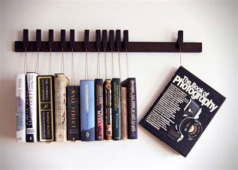 display books suspended book display hiconsumption