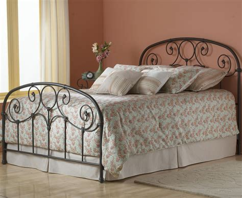 wrought iron headboard queen full image for orange