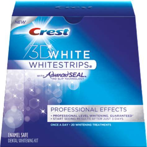 crest whitening strips supreme crest 3d whitestrips sles 10 coupon