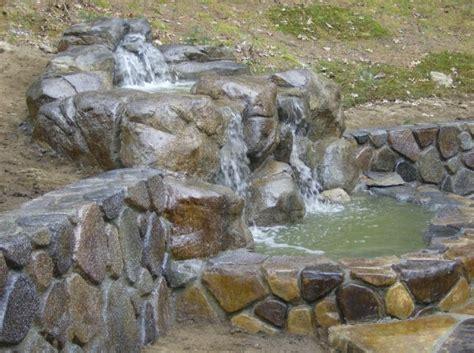 building a backyard water feature seven reasons to consider a backyard water feature