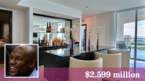 Mayweather Closet by Floyd Mayweather Jr Enters Real Estate Ring With