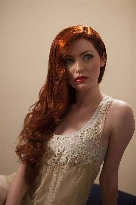 what hot in hair red heads continue to be hot hair color trend get the