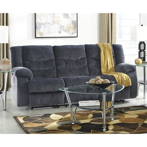 blue reclining sofa blue reclining sofa blue or beige fabric modern 5pc