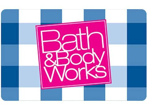 bath body works 100 gift card email delivery newegg com - Bath And Body Works E Gift Card