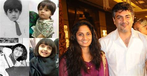 actor ajith mit actor ajith shalini baby newhairstylesformen2014