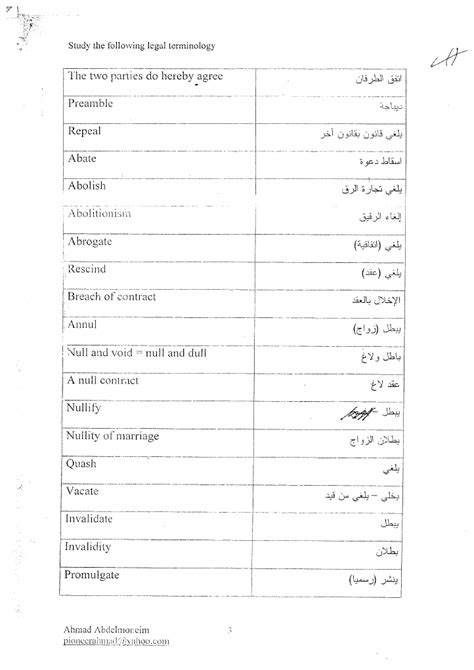 Livres scientifiques gratuits: Dictionnaire anglais/arabe
