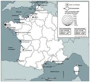 la d 233 centralisation des ports en de la