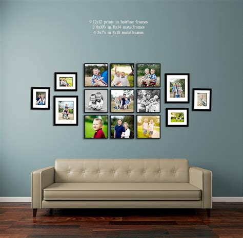 picture wall display display it wall display ideas 187 houston family