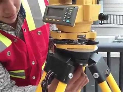 layout building using total station total station set up engineering surveying an layout