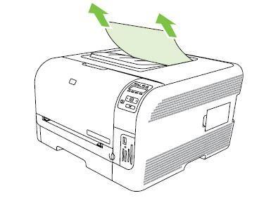 how to reset hp cp1515n hp color laserjet cp1514 cp1515n printers paper jam