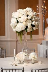 all white wedding centerpieces centerpieces centerpieces 903213 weddbook