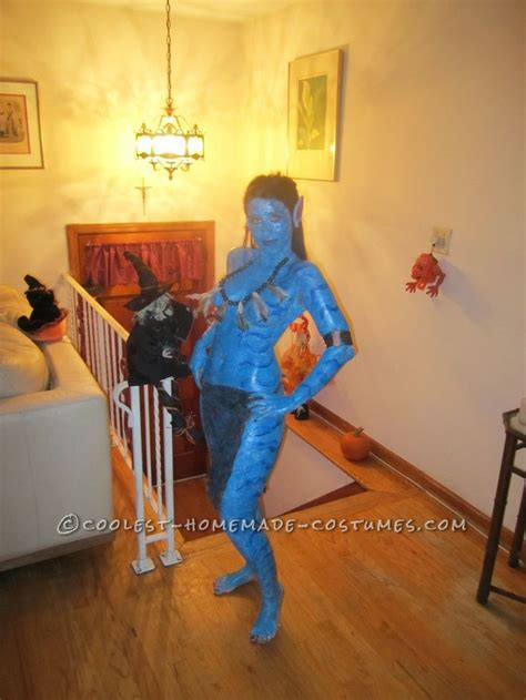 avatar costume  site   pinterest  homemade