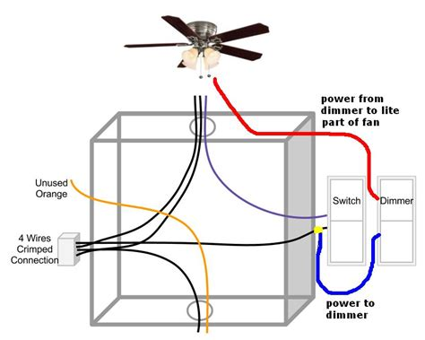 ceiling fan light switch wiring a ceiling fan switch diagram wiring free engine