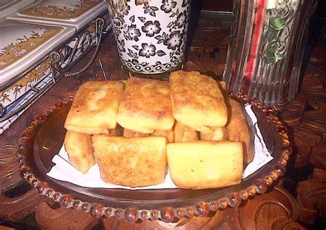 langkah membuat martabak mini resep martabak mini jagung bakso udang oleh andy haerany