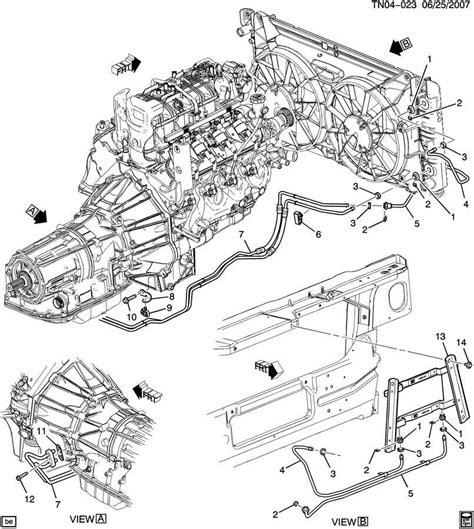 transmission control 2008 pontiac solstice spare parts catalogs 2008 2009 hummer h2 transmission oil cooler outlet pipe new oem 15263909 factory oem parts