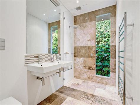 windows in bathrooms ideas modern bathroom design with floor to ceiling windows using