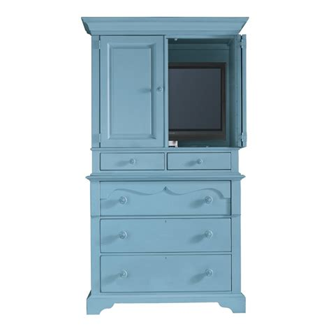 kids armoire stanley furniture 2 piece coastal living lakeside chest