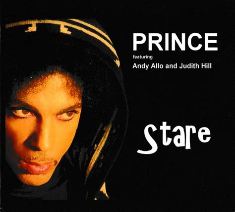 if i could get your attention prince prince featuring andy allo and judith hill stare cdr