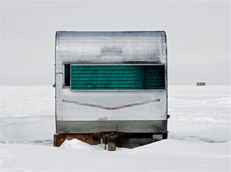 mh fish house portraits of canada s ice fishing huts travel smithsonian