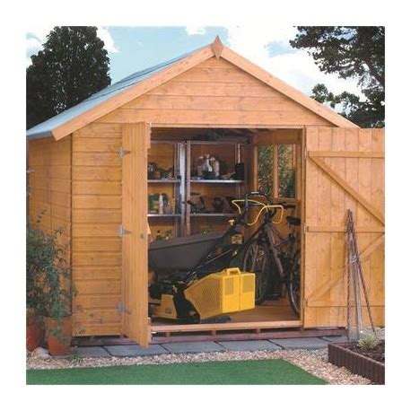 Garden Sheds 12x8 by Rowlinson Premier Shed 12x8 East Garden Buildings
