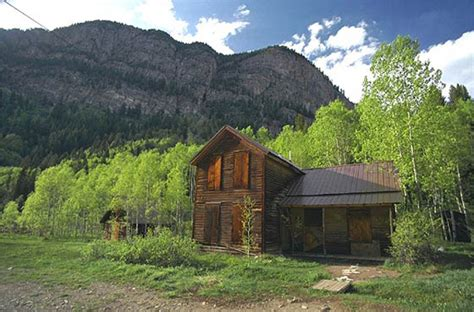 Colorado Small House by Living In Ghost Towns Natural Building Blog