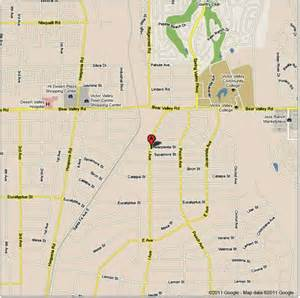 hesperia california map maryam farzad lic 01417813 11727 i ave hesperia