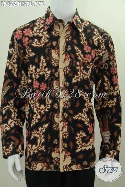 Mukena Batik Agung busana batik trendy lengan panjang istimewa berbahan halus motif terkini proses tulis busana