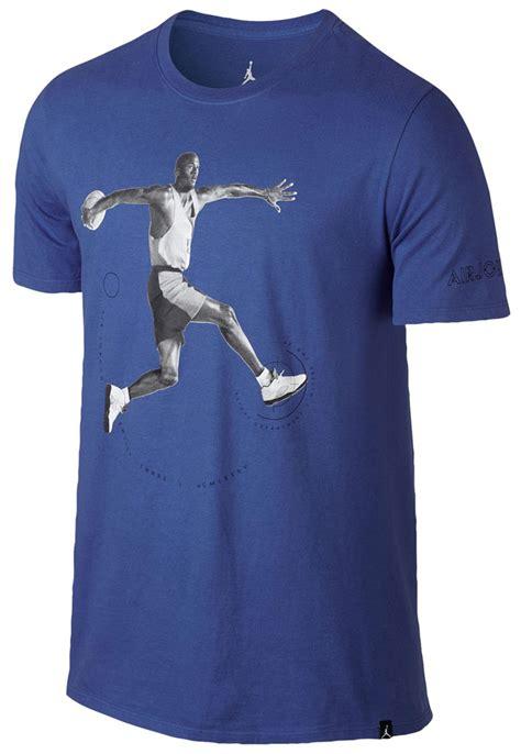 Tshirt T Shirt Air Blue air 5 blue suede shirt sneakerfits