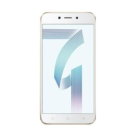 A71 2gb Gold by Jual Oppo A71 Smartphone Gold 16gb 2gb Free Bonus 10